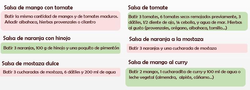 salsa crudivegana